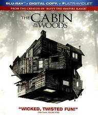 NEW!The Cabin in the Woods (Blu-ray Digital HD,+ULTRAVIOLET 2012)
