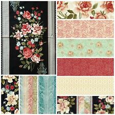 NEW BELLA Collection by RO GREGG for Fabri-Quilt Floral Fabric by the Yard 2014
