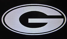 Georgia Bulldogs Sticker G LOGO (x) 2 -  Cut Vinyl Decal Car Truck  PICK A SIZE!