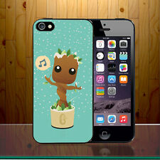 Groot Monarch of Planet X Guardians of Galaxy Marvel Hard Phone Case Cover Z454