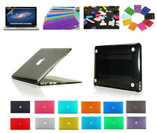 "Rubberized Matte Hard Case Cover/Skin For Macbook Air 11/13"" Pro Retina 12/13/15"