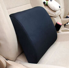 Back Support Cushion Waist Pillow Memory Foam Lumbar Office Home Chair Car Seat