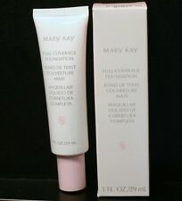 Mary Kay FULL Coverage Foundation *New in Box