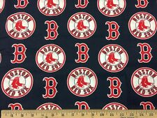 """Major League Baseball MLB 60"""" Cotton Fabric by Fabric Traditions! 32 Patterns!"""