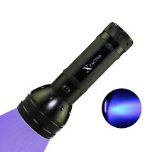 UV LOCA FLASHLIGHT BLACK LIGHT TORCH 51 LEDs-SCORPIONS,PET URINE, LEAK DETECTOR