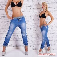 Womens Denim Jeans Size 6 8 10 12 14 Sexy Relaxed Boyfriend Casual Blue Pants