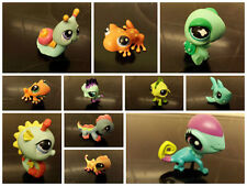 littlest pet shop reptiles and sea creatures 11 to choose from