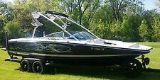2005 MasterCraft X-45 2012 BoatMate trailer super Low hour CLEAN Wakeboard X 45