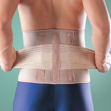 OPPO1064 SACRO LUMBER BACK SUPPORT sciatica lower back pain slipped disc support