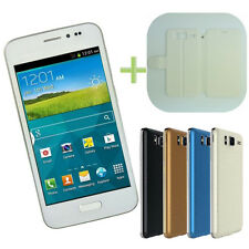 "4"" Android 2Core Dual Sim Unlocked Phone AT&T T-Mobile Straight Talk Smartphone"