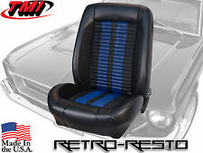 1968-69 Ford Mustang Sport R500 Seat Upholstery Kit by TMI Products (Full Set)