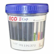 Five Panel Eco Cup II Drug Test (Pack of 25 tests)