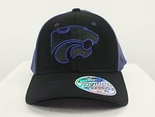 KANSAS STATE WILDCATS NCAA FLEX/FITTED CAP (XL) SIZE HAT NEW BY ZEPHYR (D43-A42)