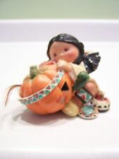 Friends of the Feather 1995 Thanksgiving Fall Autumn Karen Hahn Enesco Figures
