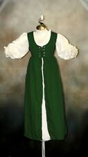 FH ~ Renaissance Child 's Princess Party OVERDRESS. Cream Chemise NOT included