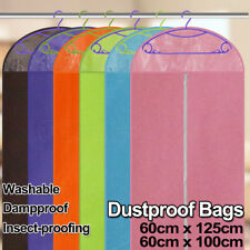 Garment Storage Suit Bag Dress Cover Clothe Protector Coat Jacket Dustproof Bags