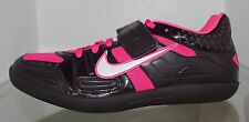Nike Zoom SD 3 Track and Field Throwing Shoes, Pink/Purple, Men's 8
