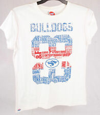 Official AFL Western Bulldogs Ladies League Tee