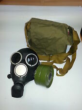 Russian USSR military Gas Mask GP-7 with filter, bag NEW GENUINE all sizes