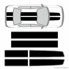 Dodge Neon or SRT-4 EZ Rally Racing Stripes 3M Vinyl Stripe Decals Graphics
