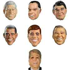 Presidential Masks (Choose President) Clinton Bush Carter Reagan Point Break New