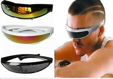 Cool New Stylish X-Men Sunglasses UV400 Lenses Protection Robot Personality