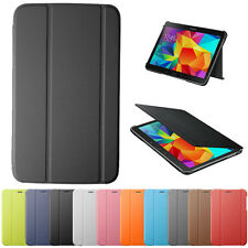 """Ultra Slim Leather Case Smart Book Cover Samsung Galaxy Note Tab7"""" 8"""" 10"""" Tablet"""