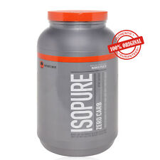 [SALE OFF] Isopure ZeroCarb Whey Protein Isolate (Pick a flavor) - Free shipping