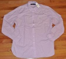 NEW NWT Polo Ralph Lauren Mens Long Sleeve Button Down Gingham Dress Shirt *1T