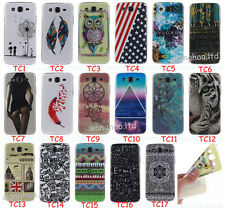 Luxury Pretty Printed TPU Silicone Case Cover For Samsung Phone