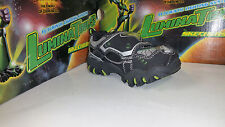 Boy's Skechers Luminators Damager-Spaceship Black/Lime Toddl Size 5.5 (90356)