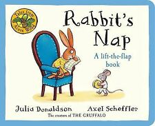 Tales From Acorn Wood: Rabbit's Nap NEW BOOK  by Julia Donaldson Board book 2011