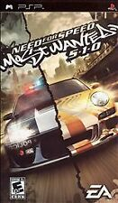 Need For Speed Most Wanted 5-1-0  PSP Game Only