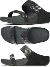 Fitflop Flare Slide Black women sizes 5-11/36-42 NEW!!!