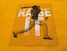 Pittsburgh Pirates Starling Marte RAISE IT Yellow T Shirt PNC Park SGA 7/10/15