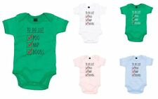 To Do List: Poop, Nap, Boobs, Printed Baby Grow