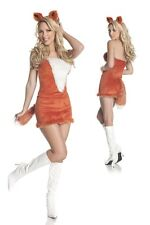 Red Fox It Adult Womens Costume