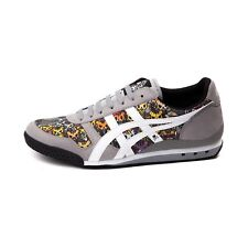 New Mens asics Onitsuka Tiger x tokidoki Ultimate 81 Athletic Shoe Grey White j1