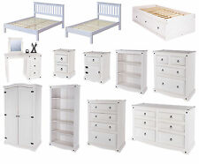 Childrens Bedroom Furniture White Painted Bedroom Furniture Corona Mexican Pine