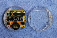 BUILD A LED WATCH PROJECT 70s 1970s Vintage Retro Digital LCD