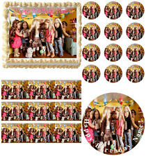 American Girl Dolls at a Party Isabelle Edible Cake Topper Image-All Sizes!