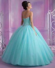 New Beaded Quinceanera Dress Bridal Ball Gown Prom Dresses Size 2-22 Or Custom