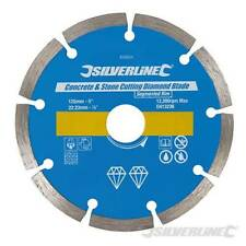 125mm Stone Cutting Discs,Diamond Blade,Angle Grinder,Concrete,Brick,Tile,Cutter