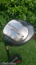 Left Hand TaylorMade Burner 860 10.5º Driver/1 Wood Illegal Too Hot Graphite MLH