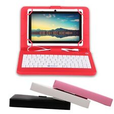 """iRulu 7"""" 8GB Android 4.4 Tablet PC Quad Core WIFI 3G w/ Multi Colors Keyboard"""