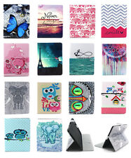 UK Present Leather Flip Smart Stand Case Cover Shell For iPad 2 3 4 Mini Air