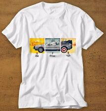 Back To The Future T-Shirt.Back To The Furture, Movies,Retro,Delorean tee