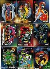 1992 MARVEL UNIVERSE SERIES III 3 IMPEL Single Cards Complete Your Set #61-120