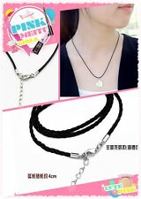 wholesale 5pcs Wax line Chains Necklace cords jewerly making craft string 1.5mm