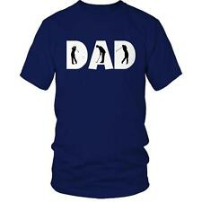 Golf Dad T-Shirt Fathers Day Gift Present Daddy Golfer Golfing NEW Christmas Xma